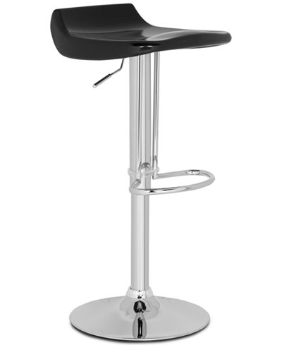 Rynell Swivel Bar Stool, Quick Ship