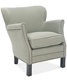 Cortland Accent Chair, Quick Ship