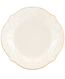Lenox Dinnerware, French Perle Tidbit Plate