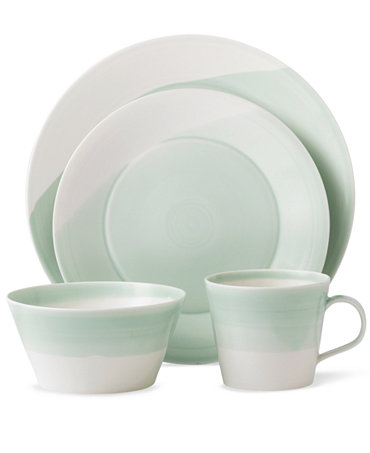 Royal Doulton Dinnerware 1815 Green Collection