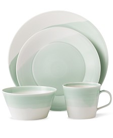 Royal Doulton Dinnerware, 1815 Green Collection
