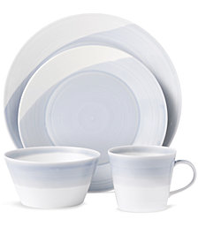 Royal Doulton Dinnerware, 1815 Blue 4 Piece Place Setting