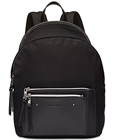 Calvin Klein Lisa Nylon Backpack
