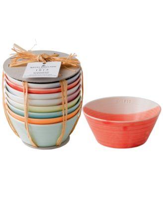 Dinnerware, Set of 8 1815 Bowls
