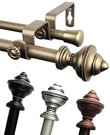 "Rod Desyne Palace 5/8"" Double Curtain Rods"