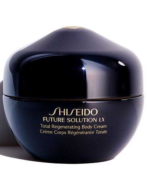Shiseido Future Solution LX, Total Regenerating Body Cream