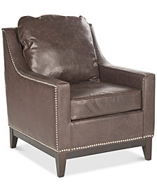 Perkel Accent Chair, Quick Ship