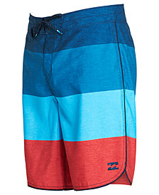 "Billabong Men's 73 OG Stripe 19"" Board Shorts"