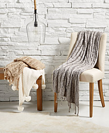 Oxford Collection Farmhouse Throw Collection, Created for Macy's
