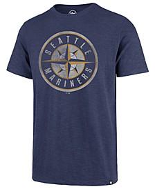 Men's Seattle Mariners Scrum Coop Logo T-Shirt