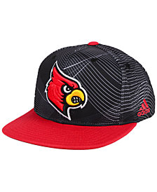 adidas Louisville Cardinals Sublimated Snapback Cap