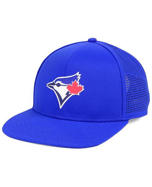 official photos 01d6a 79d15 Under Armour Toronto Blue Jays Supervent Cap ...