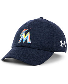 Under Armour Women's Miami Marlins Renegade Twist Cap