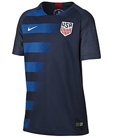 Nike USA National Team Away Stadium Jersey, Big Boys (8-20)