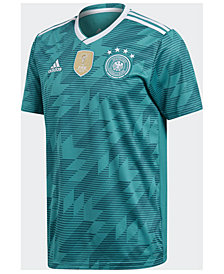adidas Germany National Team Away Stadium Jersey, Big Boys (8-20)