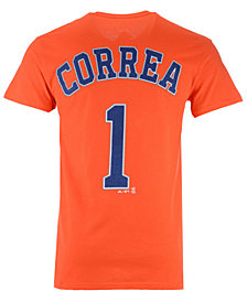 Majestic Men's Carlos Correa Houston Astros Official Player T-Shirt