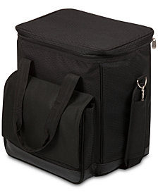 Picnic Time Cellar 6-Bottle Wine Carrier & Cooler Tote