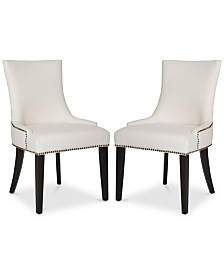 Aneva Dining Chair (Set Of 2), Quick Ship