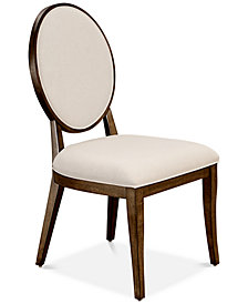 CLOSEOUT! Delfina Side Chair, Created for Macy's