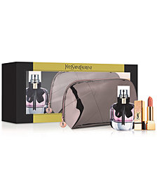 Yves Saint Laurent 3-Pc. Mon Paris Gift Set, A $161 Value, Created for Macy's