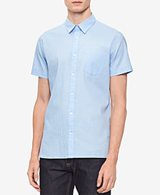 Calvin Klein Men's Textured Shirt