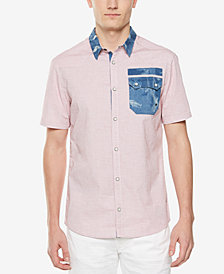 Buffalo David Bitton Men's Striped Shirt