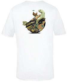 Hurley Men's Turtle Graphic-Print T-Shirt