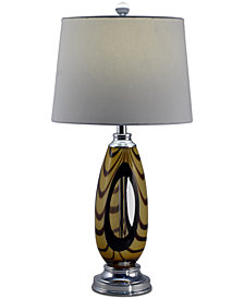 Dale Tiffany Art Glass Table Lamp