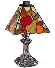Dale Tiffany Mini Fruit Lamp