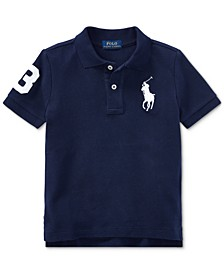 폴로 랄프로렌 남아용 폴로 셔츠 Polo Ralph Lauren Little Boys Cotton Mesh Polo