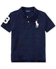 폴로 랄프로렌 보이즈 폴로 셔츠 Polo Ralph Lauren Big Boys Mesh Cotton Polo