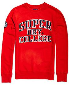 Superdry Men's Patch Sweatshirt
