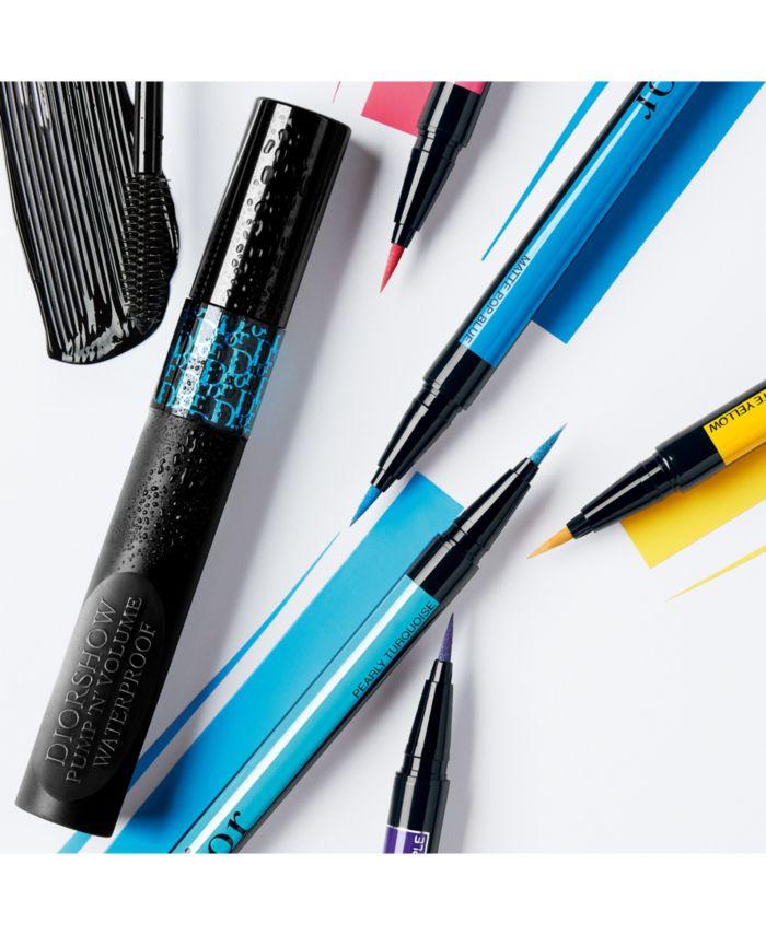 Dior Diorshow Pump 'N' Volume Waterproof Mascara & Reviews - Shop All Brands - Beauty - Macy's