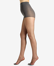 Berkshire Women's  Ultra Sheer Control Top with Reinforced Toe Hosiery 4419