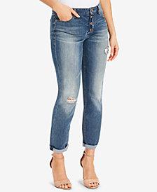 Vintage America Gratia Bestie Ripped Boyfriend Jeans