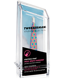 Tweezerman Rainbow Mini Slant Tweezer