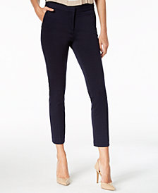 Tommy Hilfiger Slim-Fit Ankle Pants