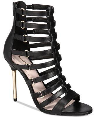 Aldo Unaclya Gladiator Dress Sandals