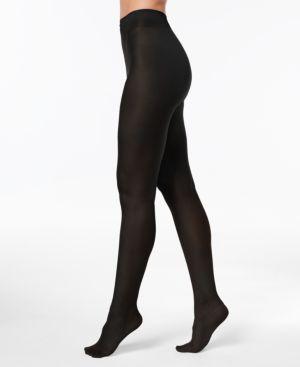 CALVIN KLEIN HOSIERY Women'S Infinite Sheer Control-Top Sheers in Black