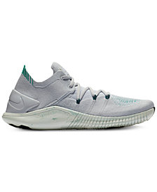 Nike Women's Free TR Flyknit 3 AMP Training Sneakers from Finish Line