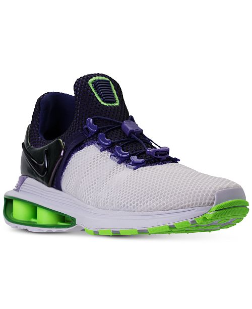 44fb69c3e92 Nike Women s Shox Gravity Casual Sneakers from Finish Line ...