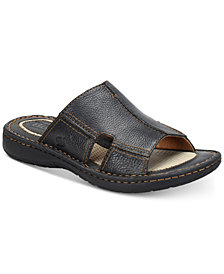Born Men's Jared Open-Toe Slide Sandals