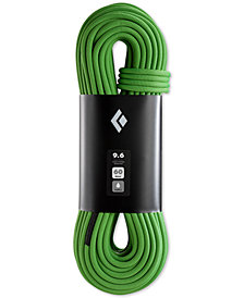 Black Diamond 9.6 mm x 60 m FullDry Climbing Rope from Eastern Mountain Sports