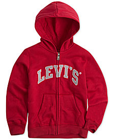 Levi's® Little Boys Fleece Hoodie
