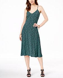 MICHAEL Michael Kors Animal-Print Tank Dress