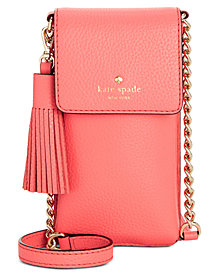 kate spade new york North South iPhone 6/6 Plus/7/7 Plus/8 Mini Crossbody