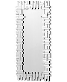 Zuo Puzzled Rectangular Mirror