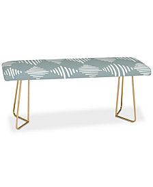 Deny Designs Mareike Boehmer Sketches Bench