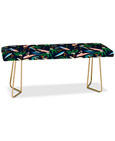 Deny Designs Holli Zollinger Adobo Jungle Bench