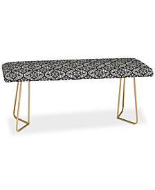 Deny Designs Little Arrow Design Co Modern Moroccan Bench